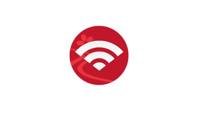 ローソンが提供しているWiFi接続アプリのJapan Connected-Free WiFi