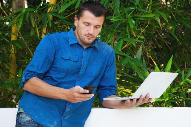 WiMAXと格安SIMスマホを併用する時の注意点