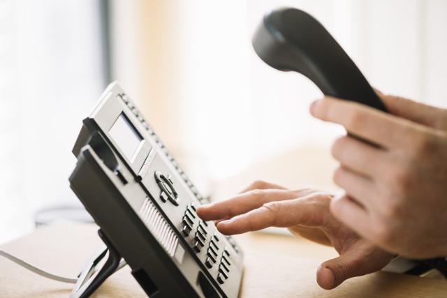 WiMAX契約時についてくる電話番号の使い道