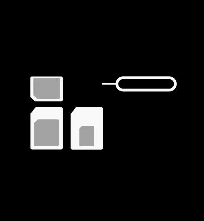 SIMカードケース(SIMピン・アダプター3種含む)